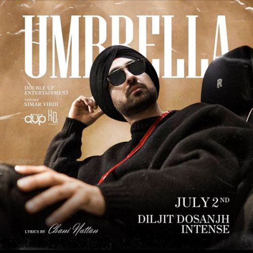 Umbrella Diljit Dosanjh Mp3 Song Free Download
